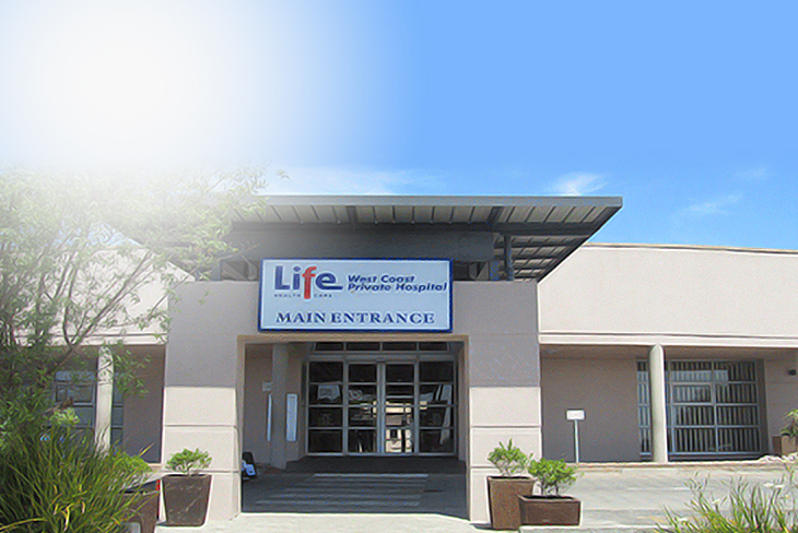 Life West Coast Private Hospital | Vredenburg | Life Healthcare