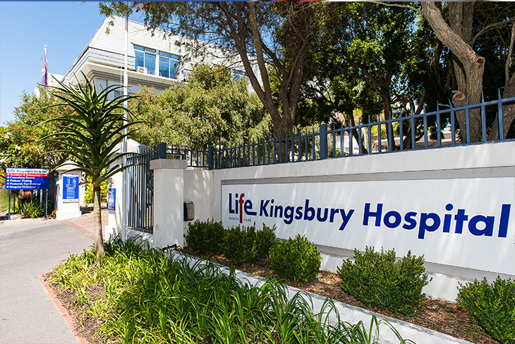 Life Kingsbury Hospital | Cape Town | Life Healthcare